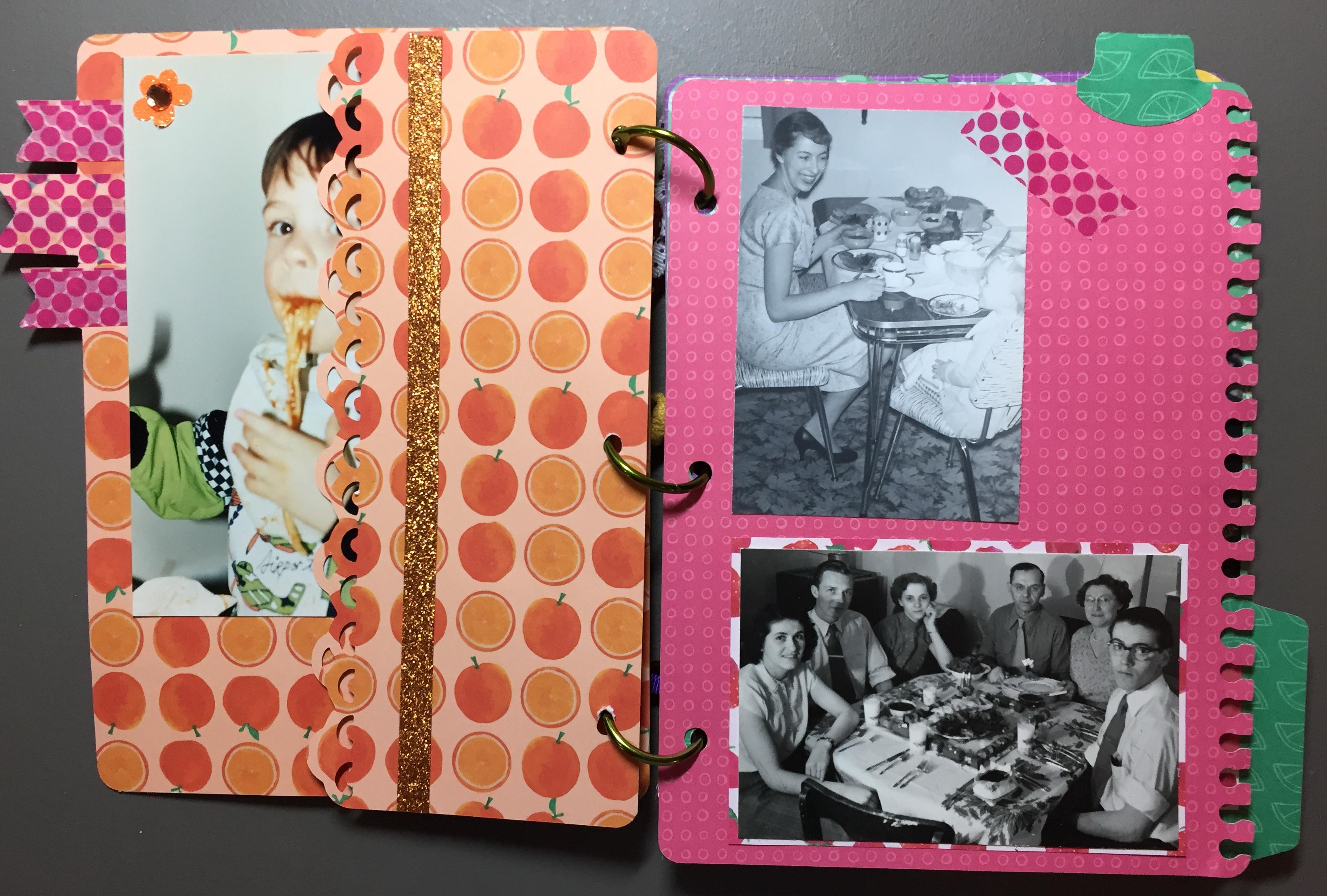 Taste of Summer Album Pg 4 - 5 Overview